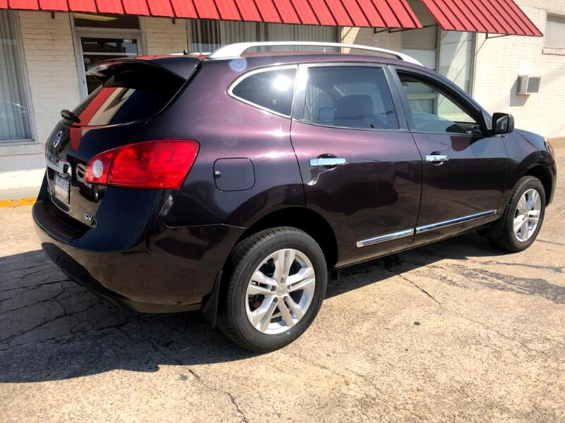 Nissan Rogue S 2WD 2013