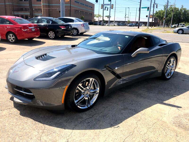 2016 Chevrolet Corvette 2LT Coupe Manual