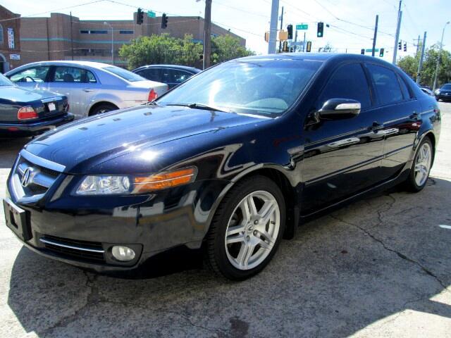 2008 Acura TL 5-Speed AT