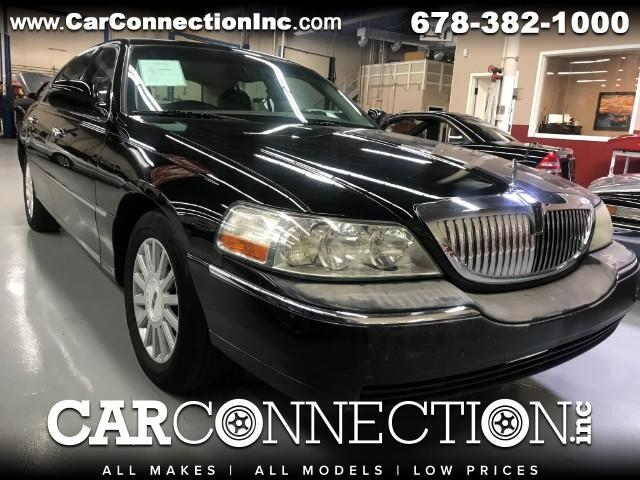 Used 2003 Lincoln Town Car For Sale In Tucker Ga 30084 Car