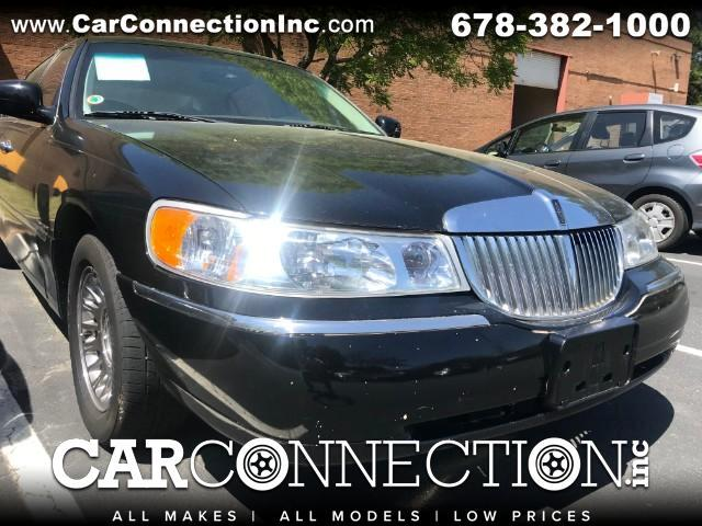 1998 Lincoln Town Car Cartier