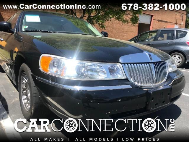 Used Lincoln Town Car For Sale Covington Ga Cargurus