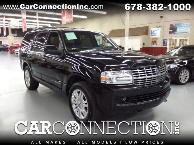 2011 Lincoln Navigator Limited Edition