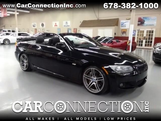 2011 BMW 3-Series 335i M Sport convertible