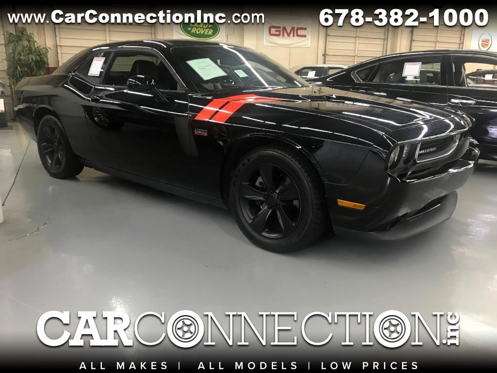 2011 Dodge Challenger R/T Plus