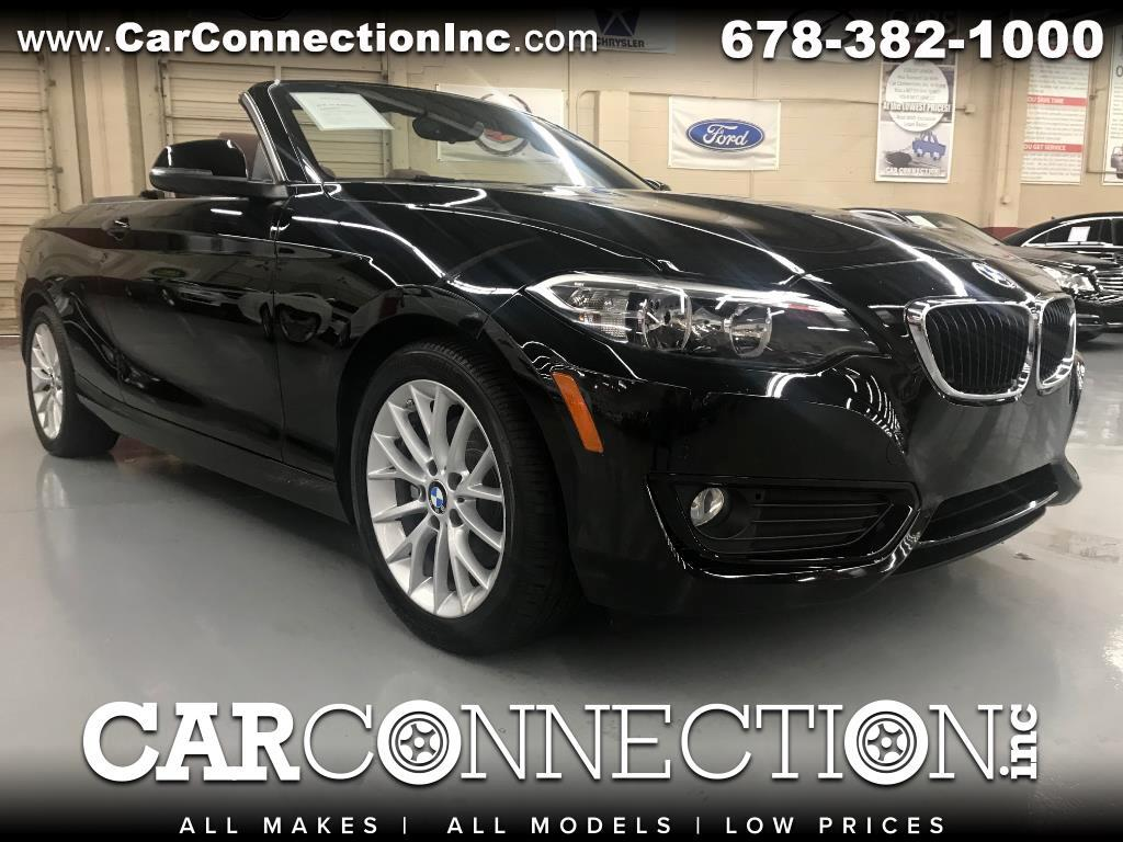 2015 BMW 2 Series 228i Convertible