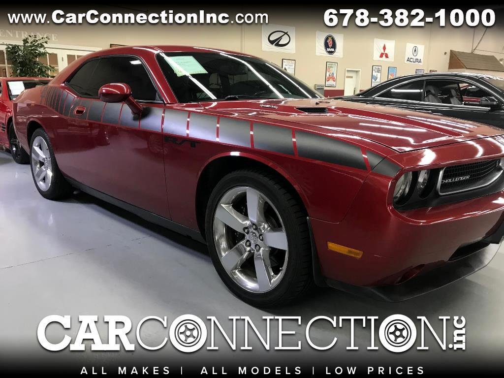 2009 Dodge Challenger R/T Plus