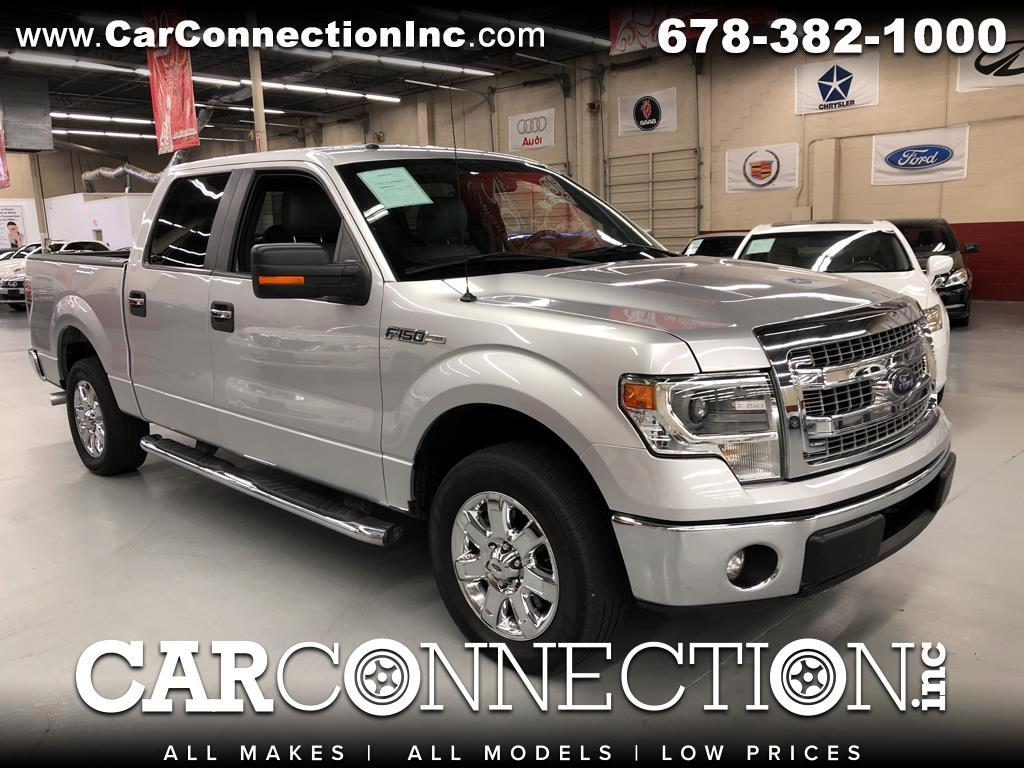 2014 Ford F-150 SuperCrew 2WD