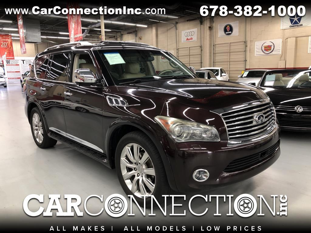 2012 Infiniti QX56 Luxury