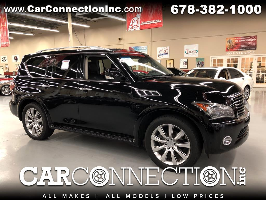 2011 Infiniti QX56 Luxury