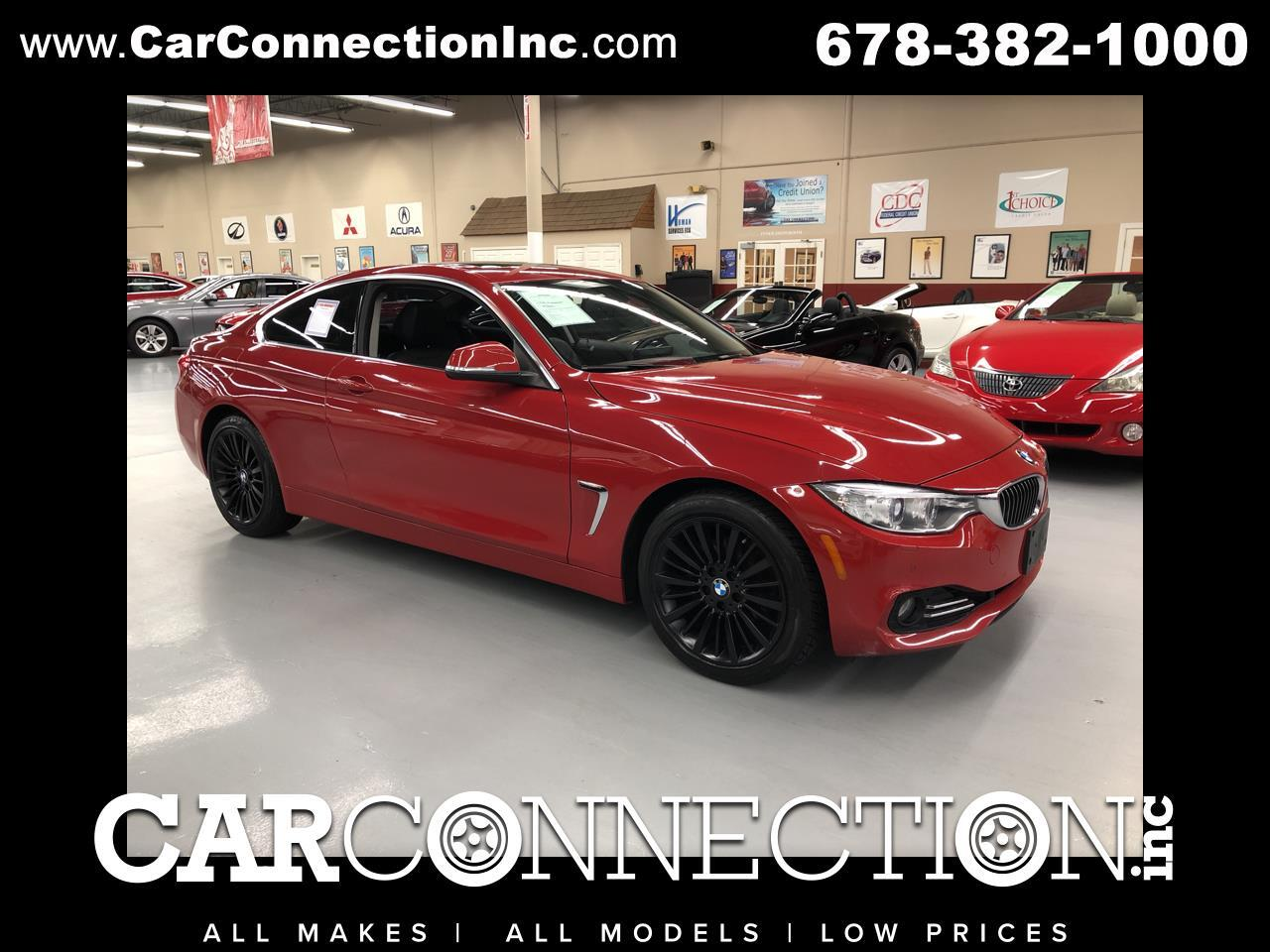 2015 BMW 4 Series 428xi Luxury