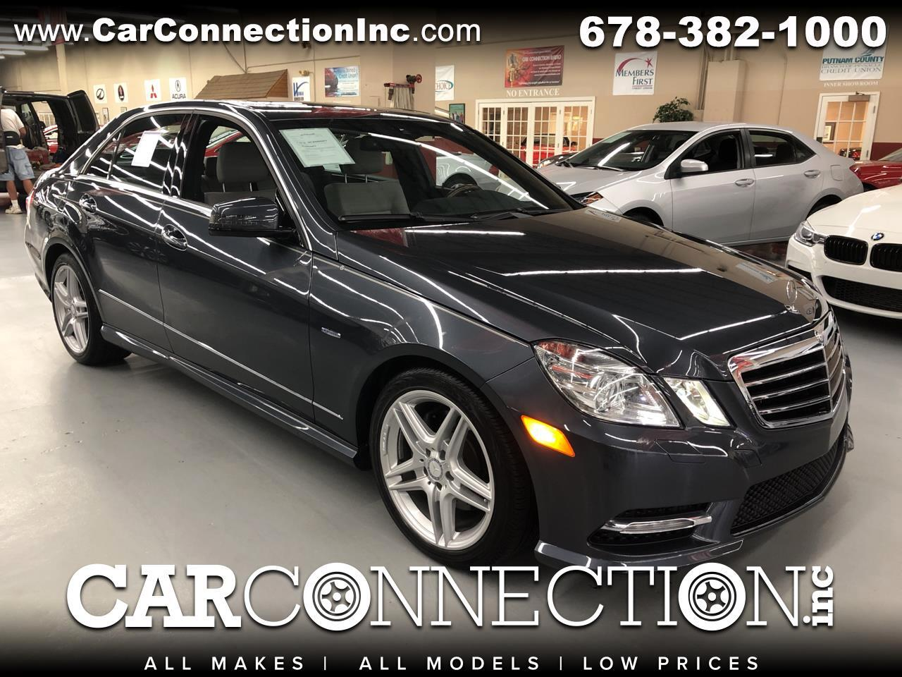 2012 Mercedes-Benz E-Class E350 Luxury