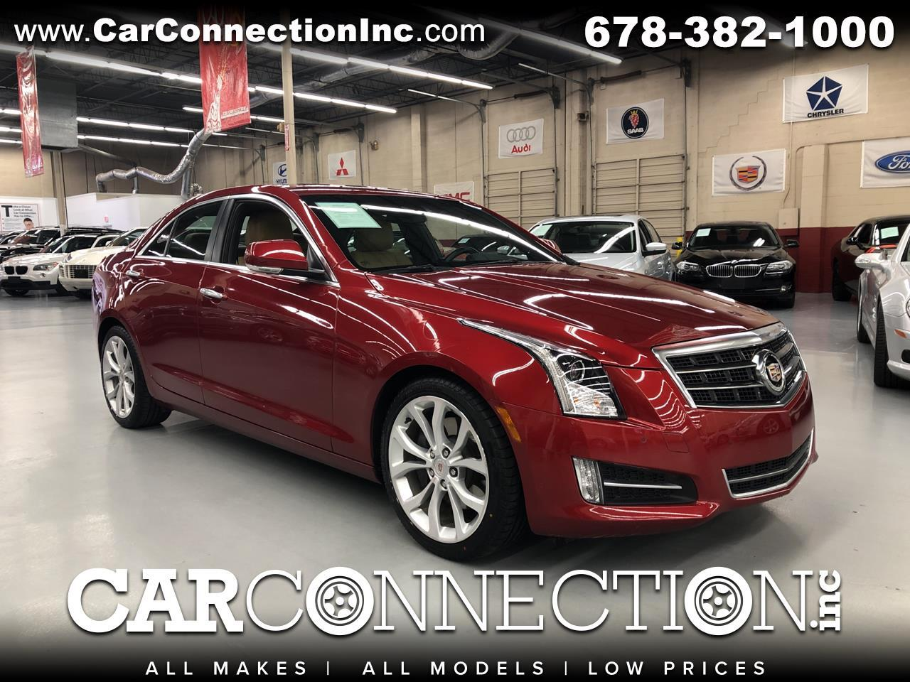 2014 Cadillac ATS Performance