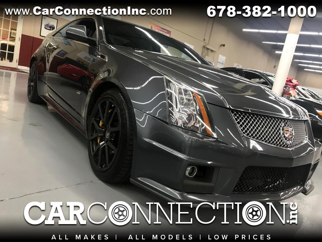 2012 Cadillac CTS-V Coupe Lingenfelter