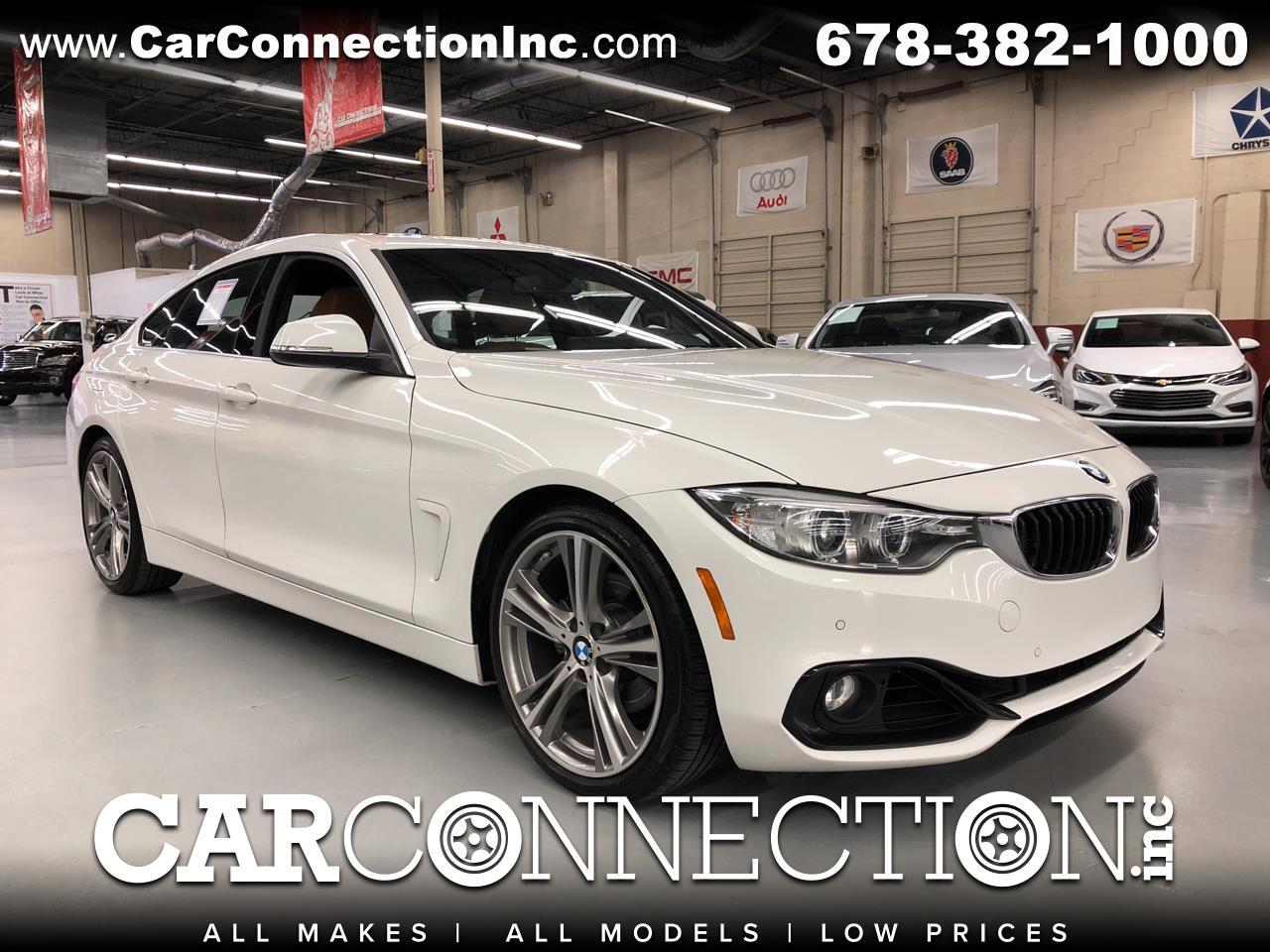 2016 BMW 4 Series 428i Gran Coupe Sport