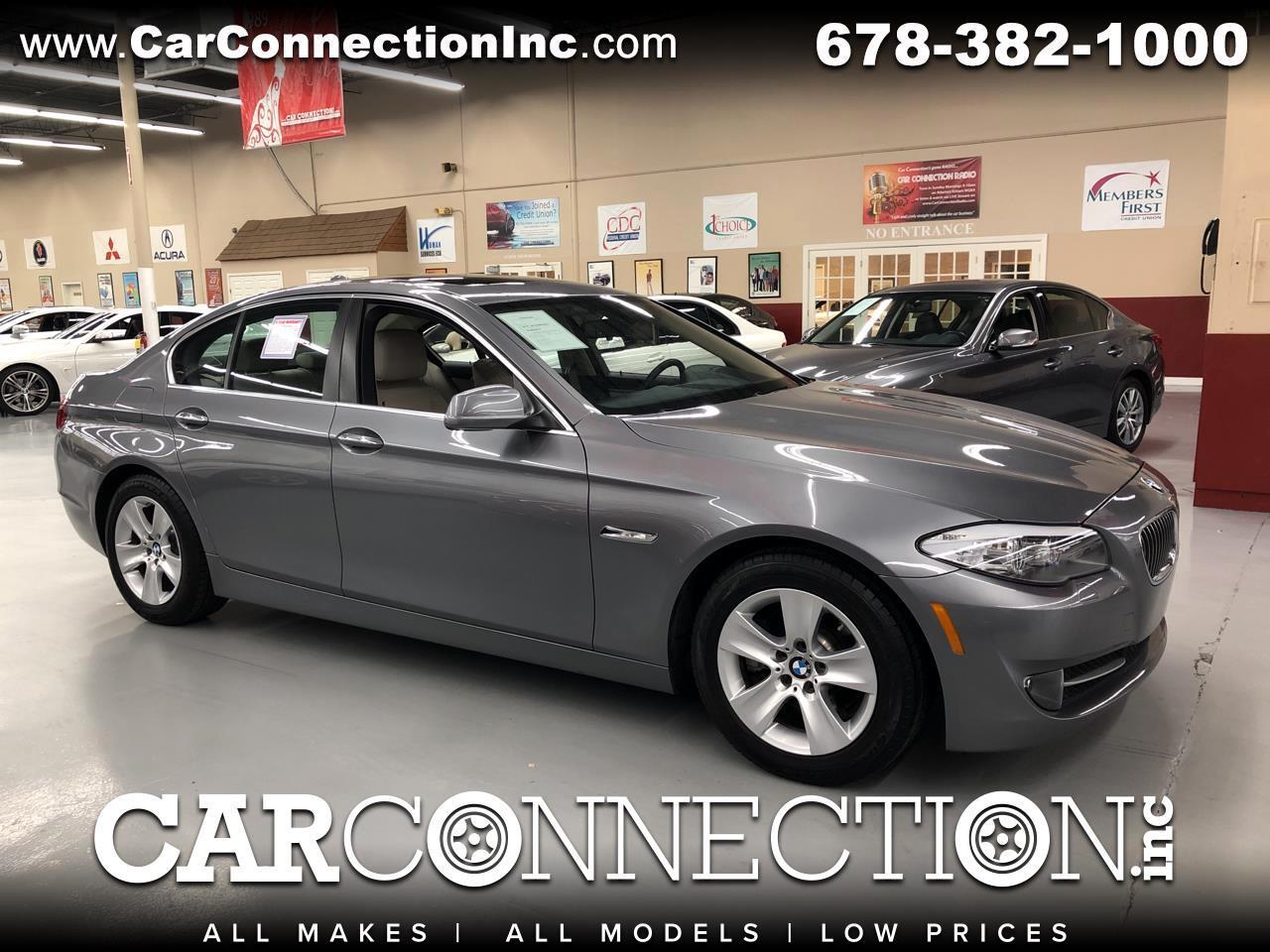 2013 BMW 5 Series 528i Luxury