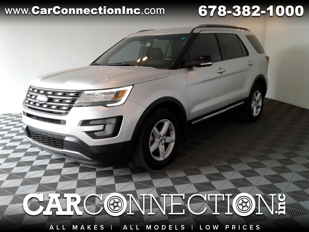 2018 Ford Explorer Sport 2WD