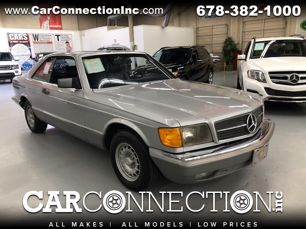 1983 Mercedes-Benz 380 Series 2dr Coupe 380SEC