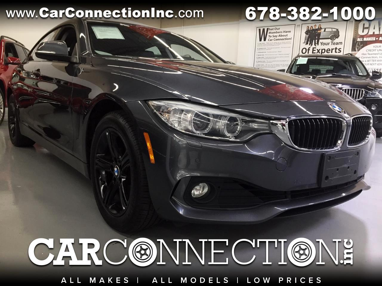 2015 BMW 4 Series 428i xDrive Gran Coupe Sport
