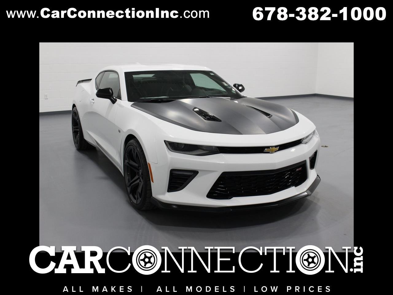 2019 Chevrolet Camaro 2dr Cpe SS w/2SS
