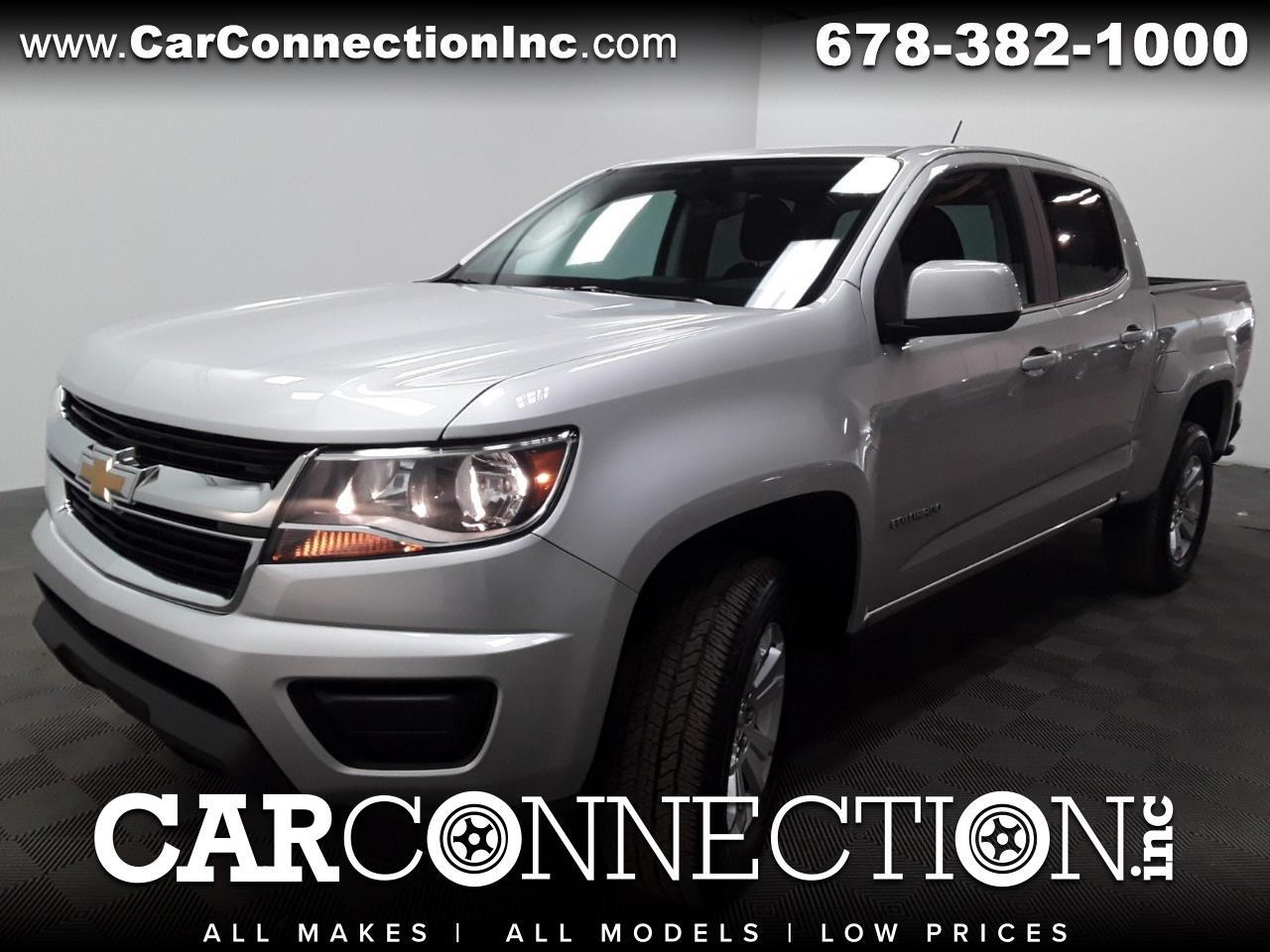 2019 Chevrolet Colorado 1LT Crew Cab 4WD