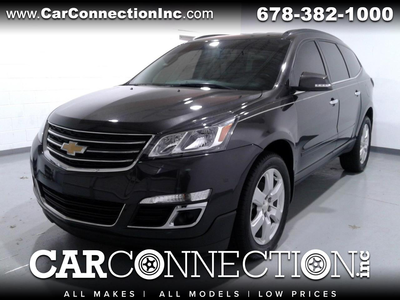 2019 Chevrolet Traverse 2LT FWD