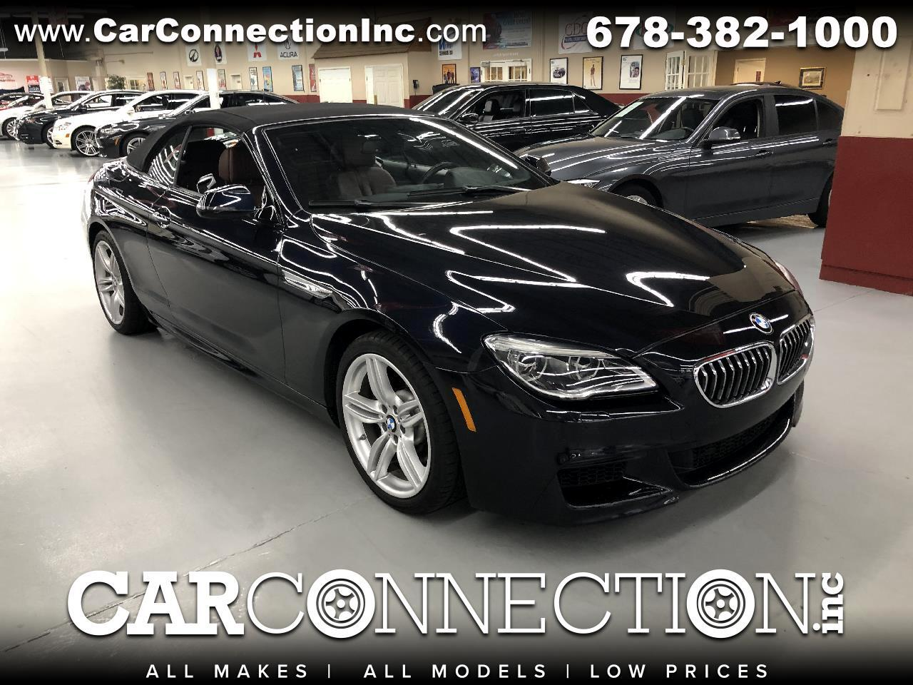 2016 BMW 6 Series 640i xDrive Sport Convertible