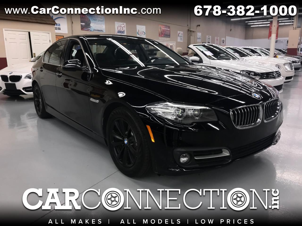 2016 BMW 5 Series 528I Luxury