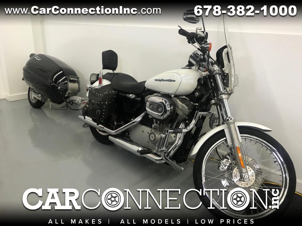 2004 Harley-Davidson Sportster XL883C Sportster 883 Custom