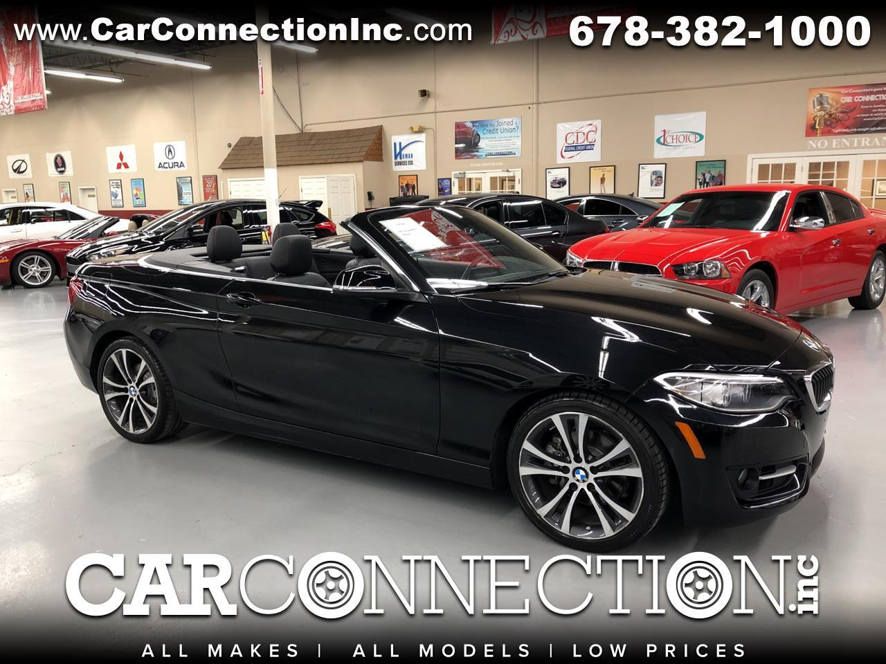 2015 BMW 2 Series 228i Sport Convertible