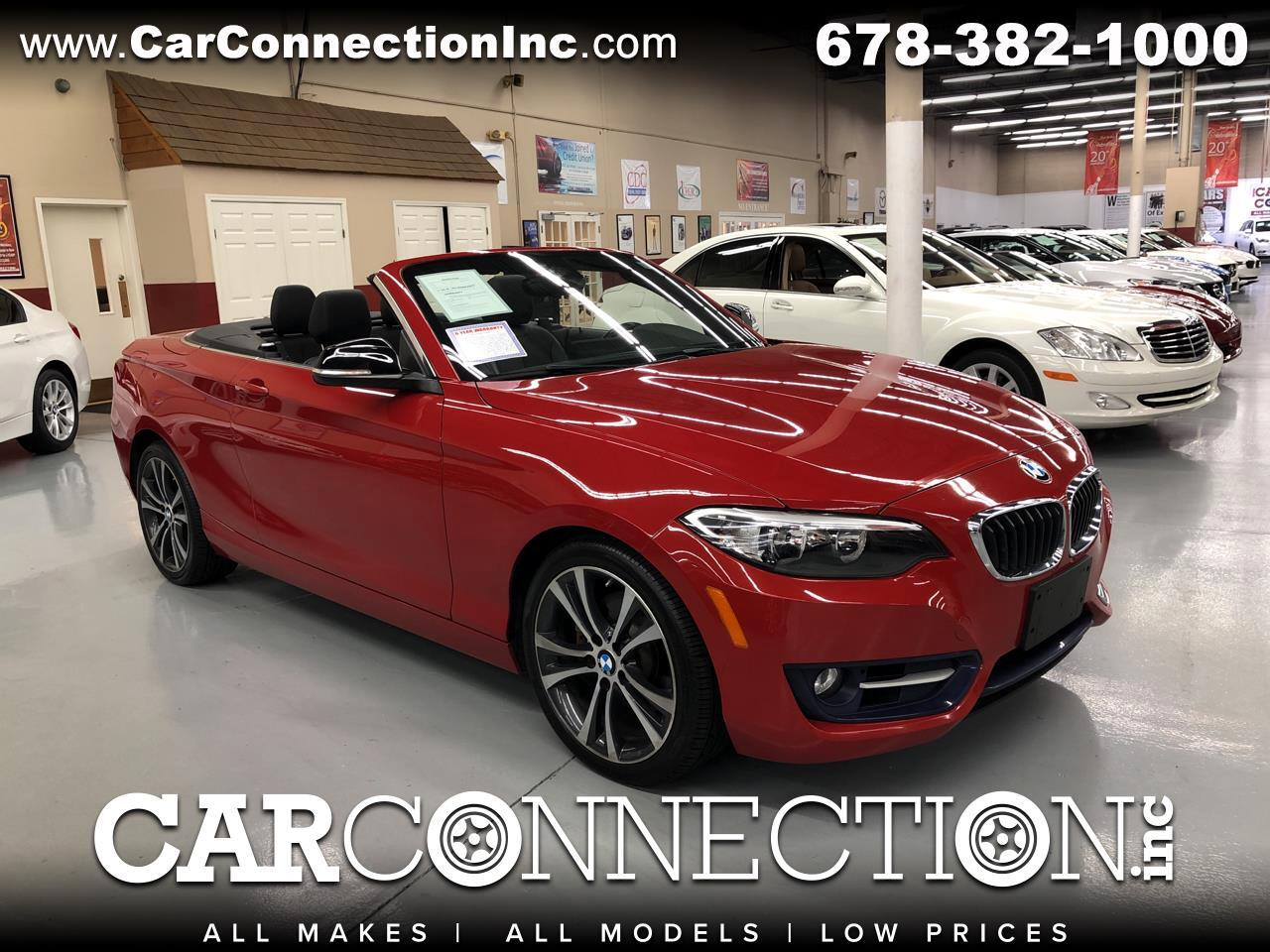 2015 BMW 2 Series 228i xDrive Sport Convertible