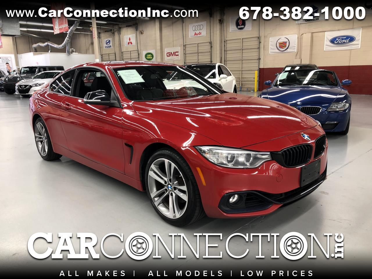 2015 BMW 4 Series 428i xDrive Sport Coupe