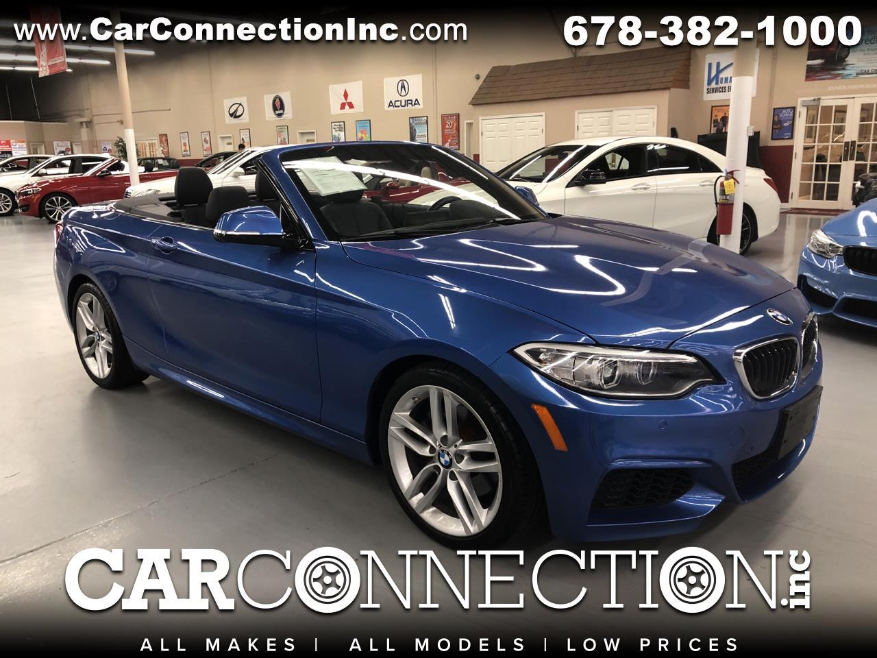 2015 BMW 2 Series 228i M Sport Convertble