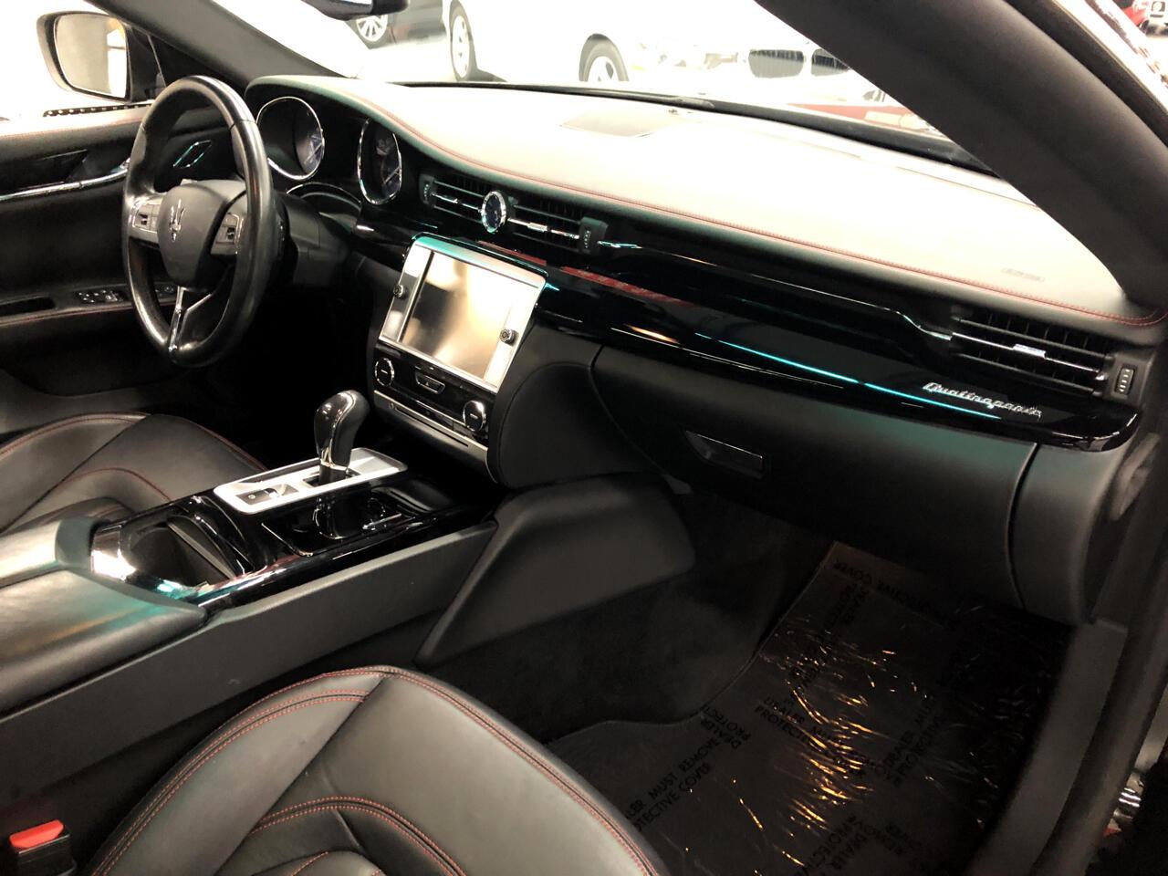 2015 Maserati Quattroporte 4dr Sdn Quattroporte S Q4