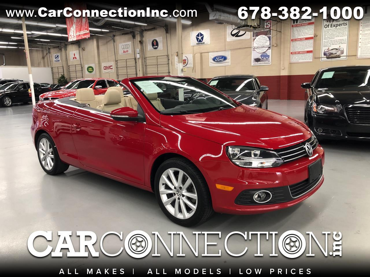 Used 2012 Volkswagen Eos for Sale in Tucker, GA 30084 Car