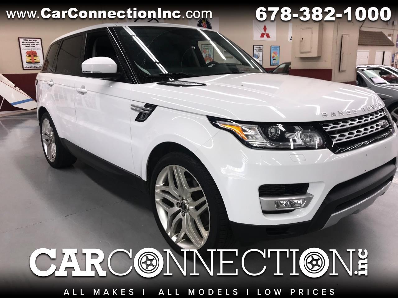 2014 Land Rover Range Rover Sport V6 Supercharged HSE