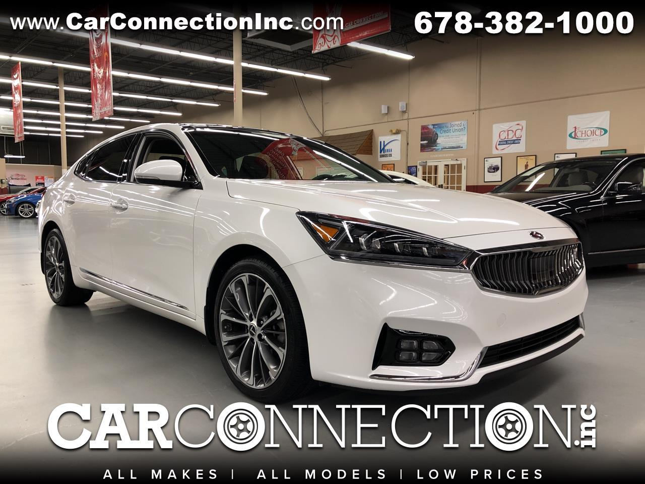 Kia Cadenza Technology Sedan 2018