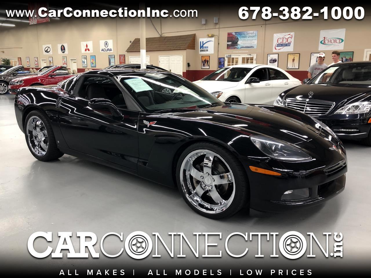 2007 Chevrolet Corvette 1LT Coupe Automatic