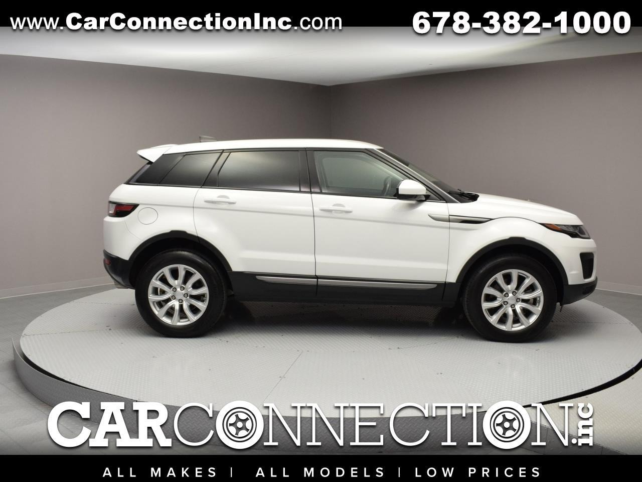 2019 Land Rover Range Rover Evoque 5 Door SE