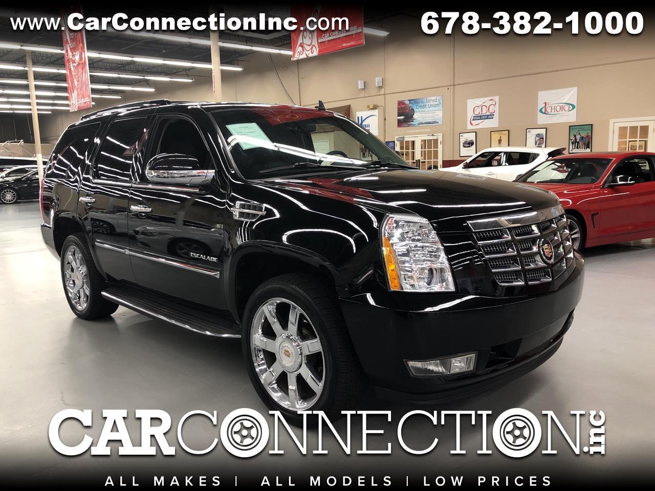 2013 Cadillac Escalade Luxury 2WD