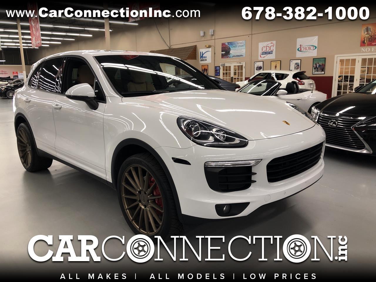 2016 Porsche Cayenne Tiptronic