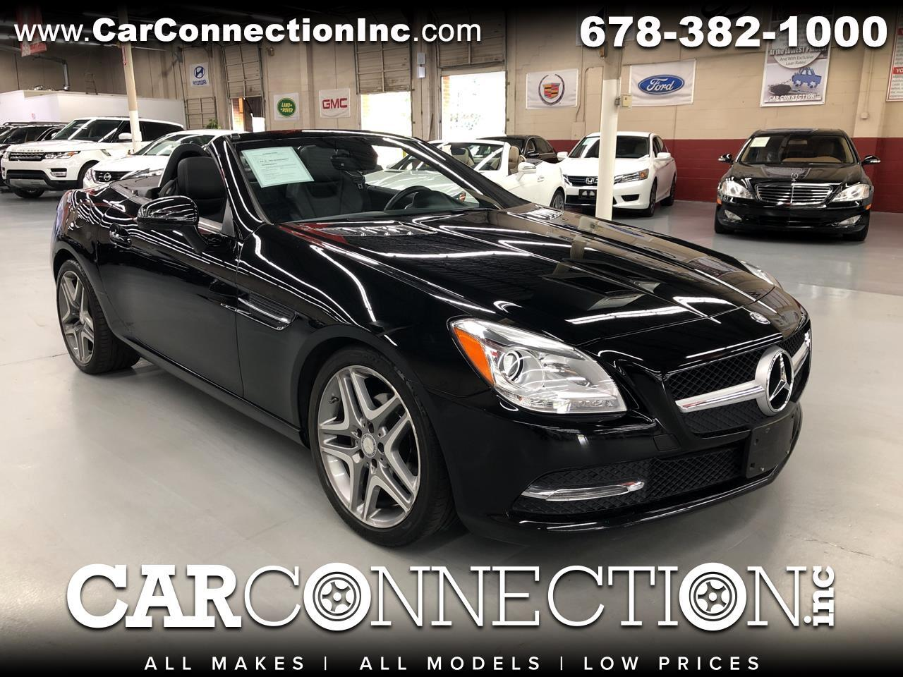 2014 Mercedes-Benz SLK-Class SLK250 Luxury