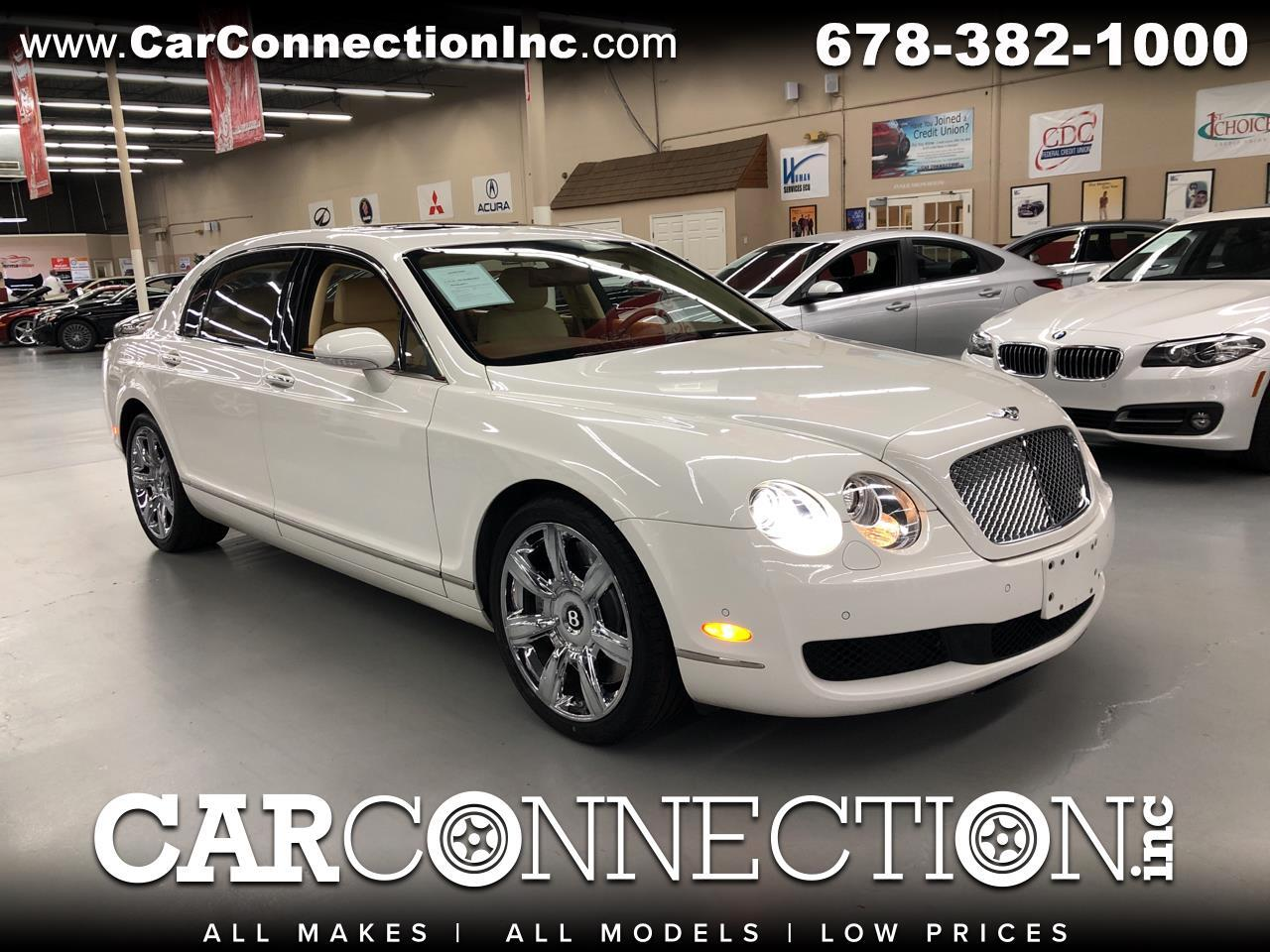2007 Bentley Continental Flying Spur W12