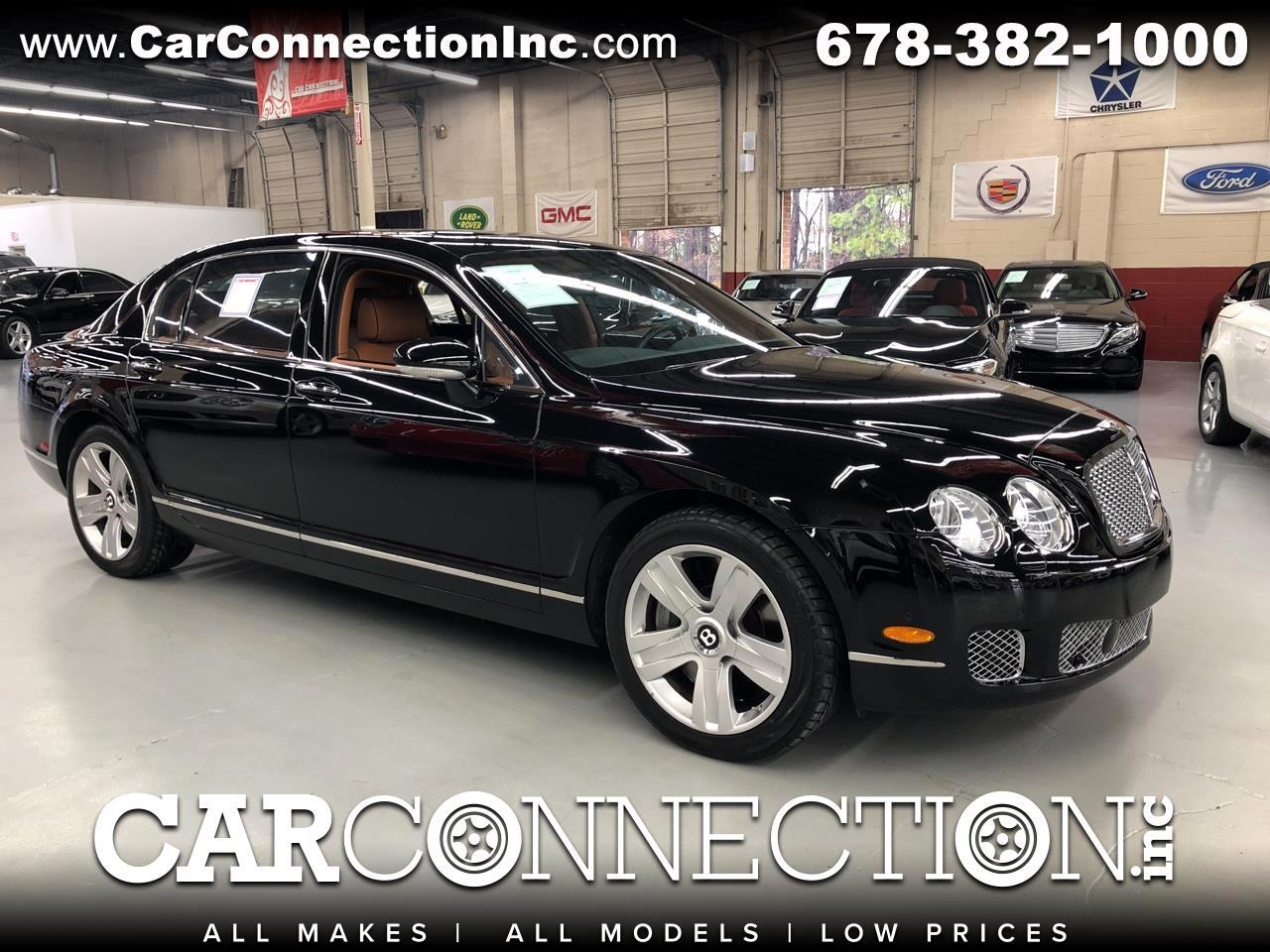 2009 Bentley Continental Flying Spur W12