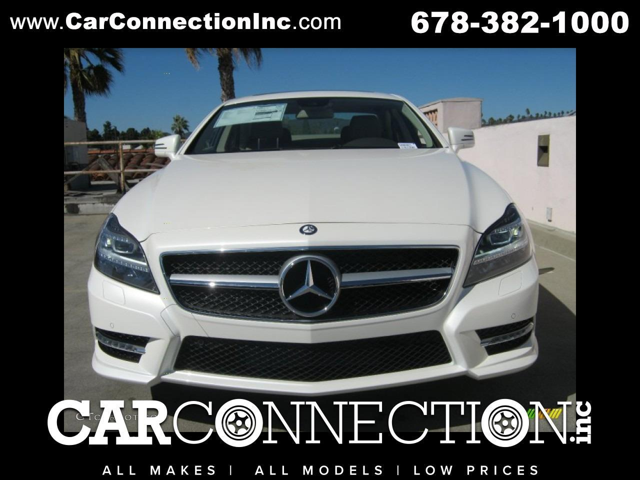 2013 Mercedes-Benz CLS-Class CLS550 Luxury