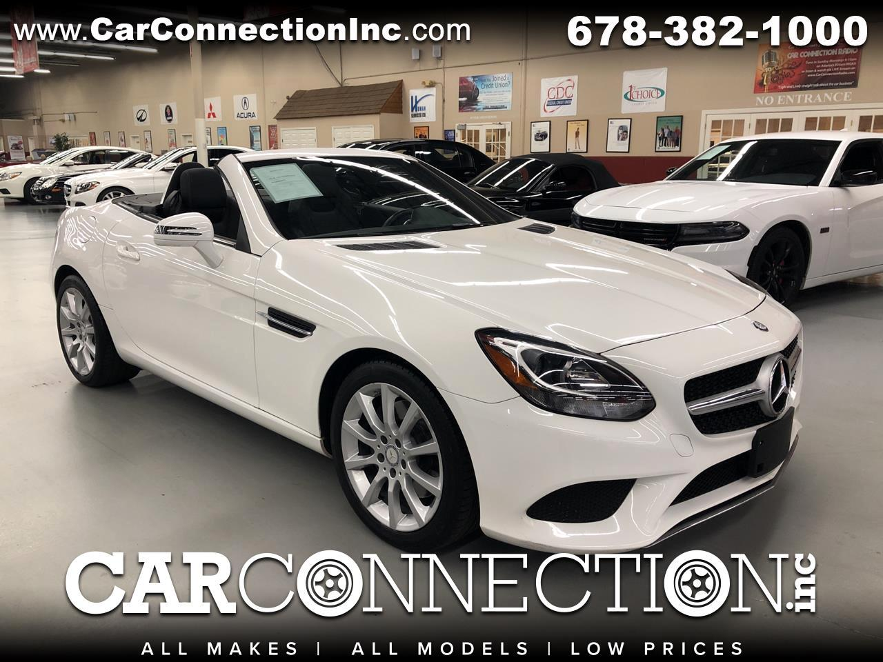 Mercedes-Benz SLC SLC 300 Roadster 2017