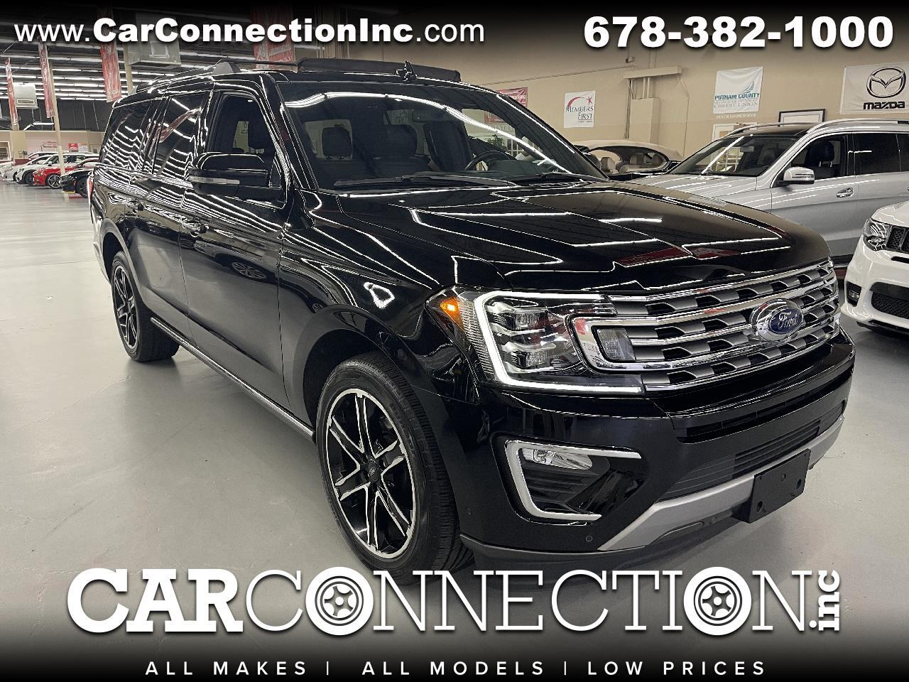 Ford Expedition Max Limited 4x2 2020