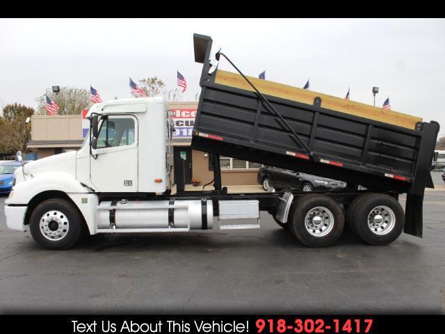 2004 Freightliner Columbia 120 Standard Cab Dump Truck