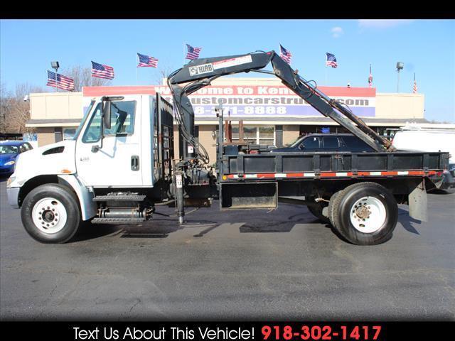 2006 International 4300 SBA Standard Cab Crane Body