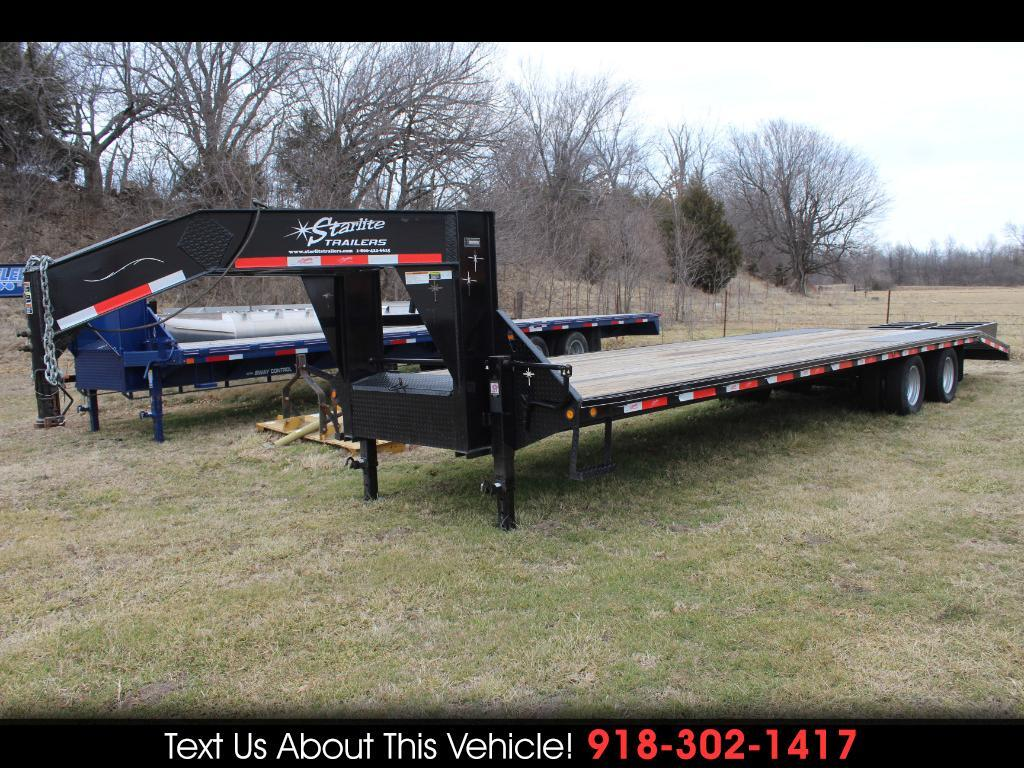 2011 Starlite Trailer TDGNDV 27 Foot